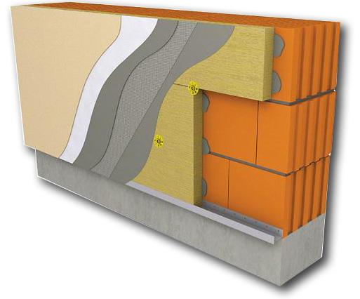 Mejorar el aislamiento térmico de los edificios por el exterior