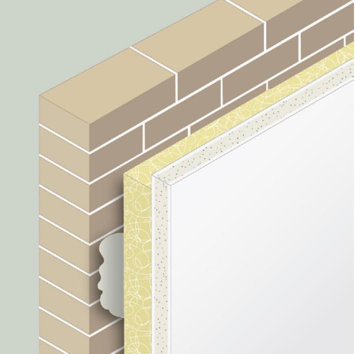 Mejorar el aislamiento térmico de los edificios por el interior