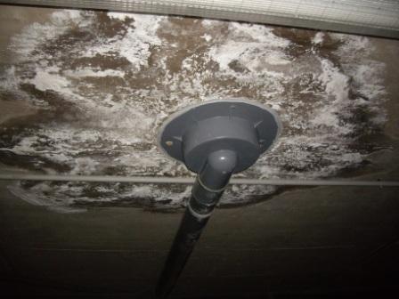 Humedades en sótanos y garajes