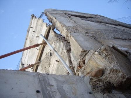 Informe pericial de daños en edificación